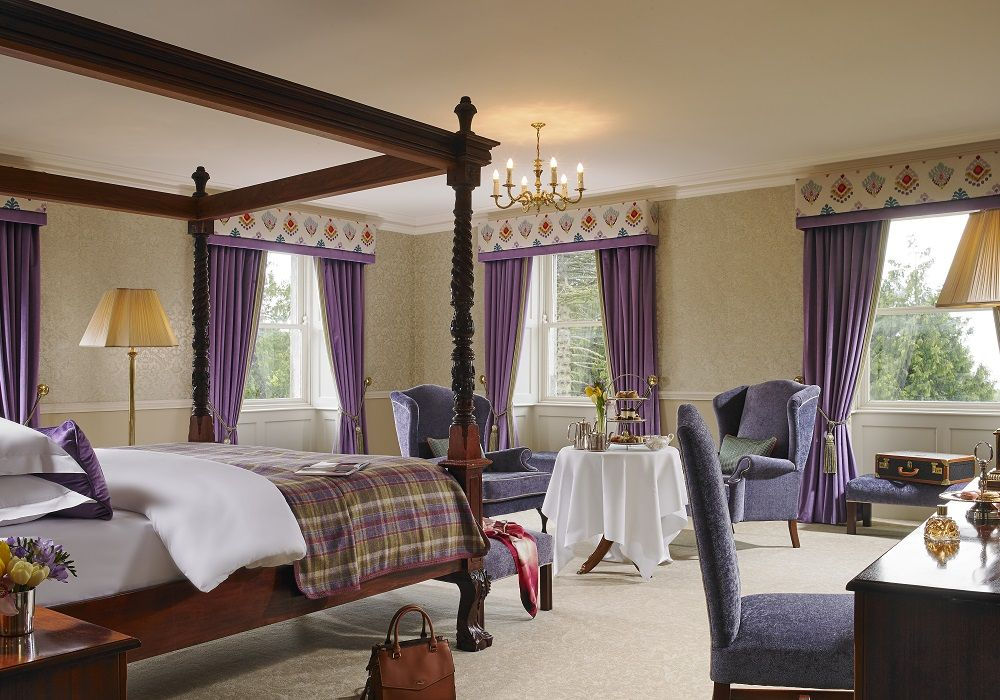 Master Junior John Roberts Room at Faithlegg House Hotel