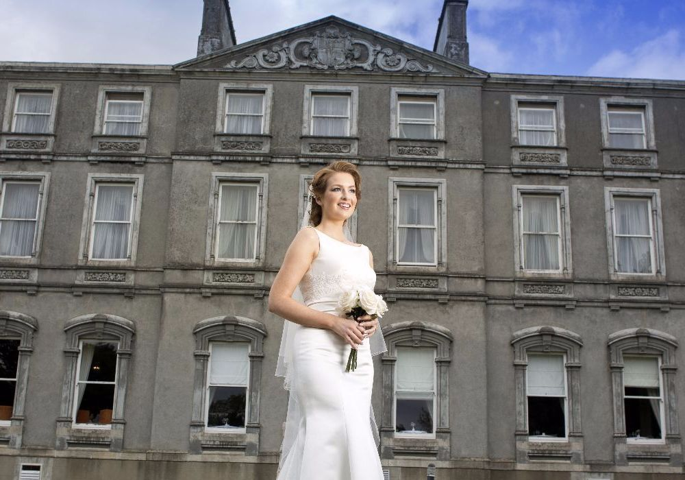 Faithlegg Bride Exterior of hotel