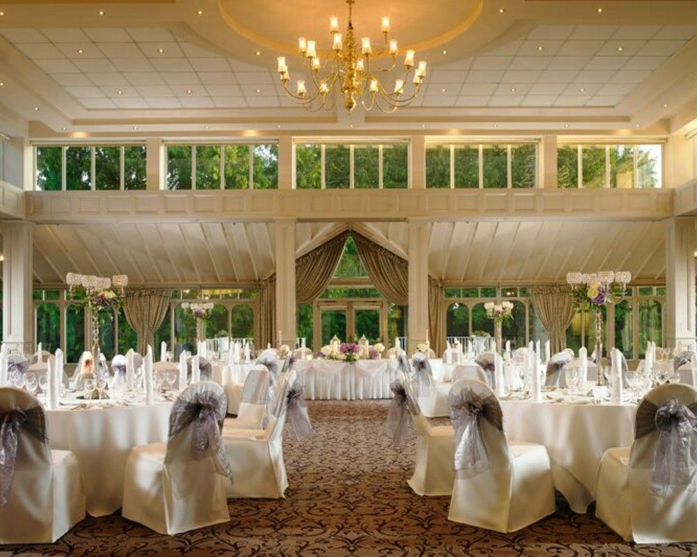 MInaun Room Wedding Reception