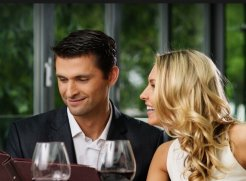 Relax and Indulge with  Bed & Breakfast, Gourmet 4 course Dinner with Wine.
